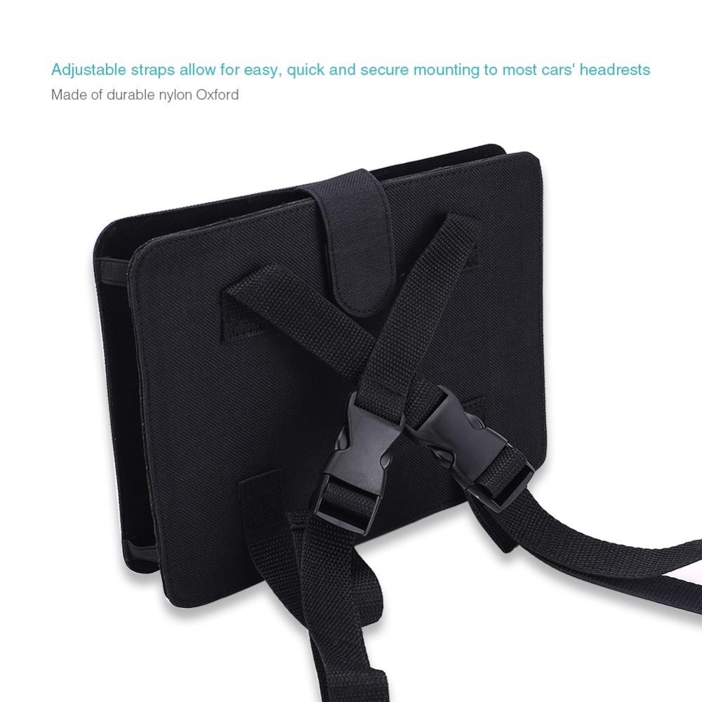 Դդում 10 դյույմ Portablecase կրող մեքենայի - Ավտոմեքենայի ներքին պարագաներ - Լուսանկար 4