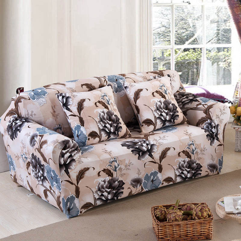 Elastic Sofa Covers for Living Room Tights Blanket for Couch Sofa Cover 3 Seater Universal Soft Cover Modern Sofa Chair Covers