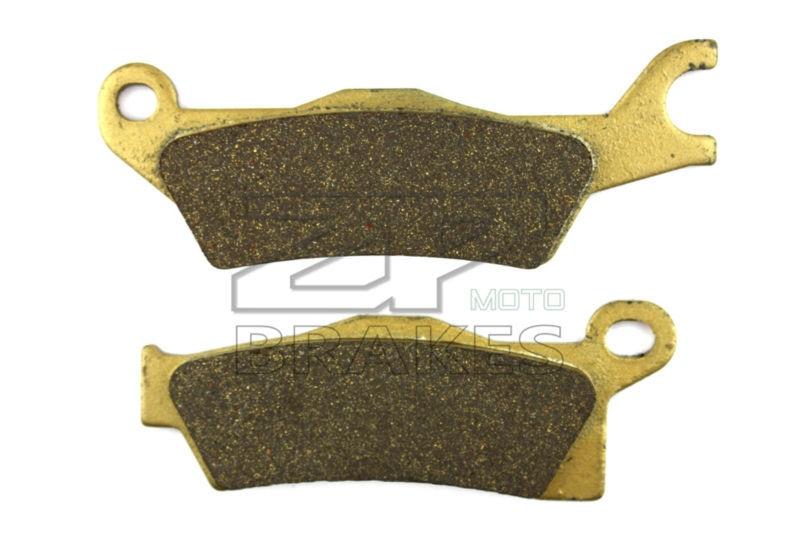 Brake Pads Kevlar For  BRP CAN-AM Outlander Max 1000 (4x4 LTD) 2013 Front (Left) OEM New High Quality brand new voltage regulator rectifier for can am outlander 330 400 std xt max 2 4 4 4