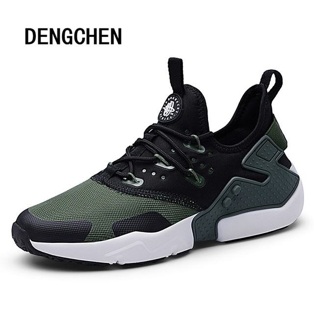 big sale 92024 dd290 Sneakers Men Running Shoes for Men 2019 Sport Shoes Man Chaussures Femme Air  Huaraching Shoes Zapatos