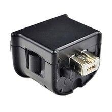 1 шт. новейший Motion Plus MotionPlus адаптер для оригинального пульта дистанционного управления nintendo wii
