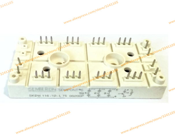 Free shipping NEW SKDH116/12-L75 MODULE free shipping new mtc300 12 module