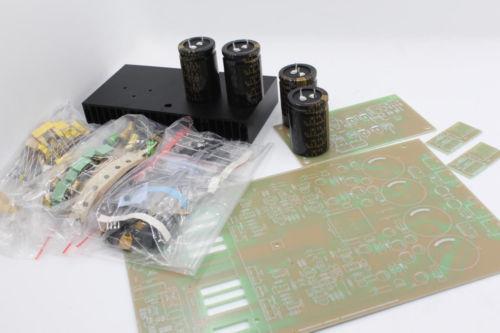 NOUVEAU Sep_store ZEROZONE HA5K Headohone amplificateur kit clone HA5000 amp Circuit