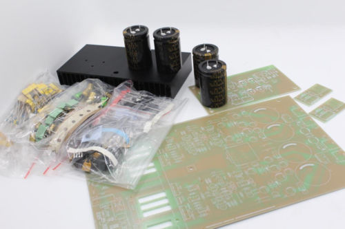 NOUVEAU Sep_store ZEROZONE HA5K Headohone amplificateur kit clone HA5000 amp Circuit