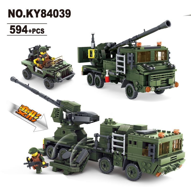 KAZI Guidance Radar Field Army Series Vehicle Action Figure Educational Building Bricks Blocks Model Kits Set Toys For Children купить