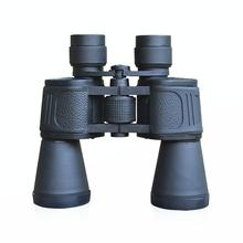 Best price LumiParty 10X50 Powerful Binoculars Wide Angle Zoom Porro Prism Telescope For Outdoor Sightseeing Hunting