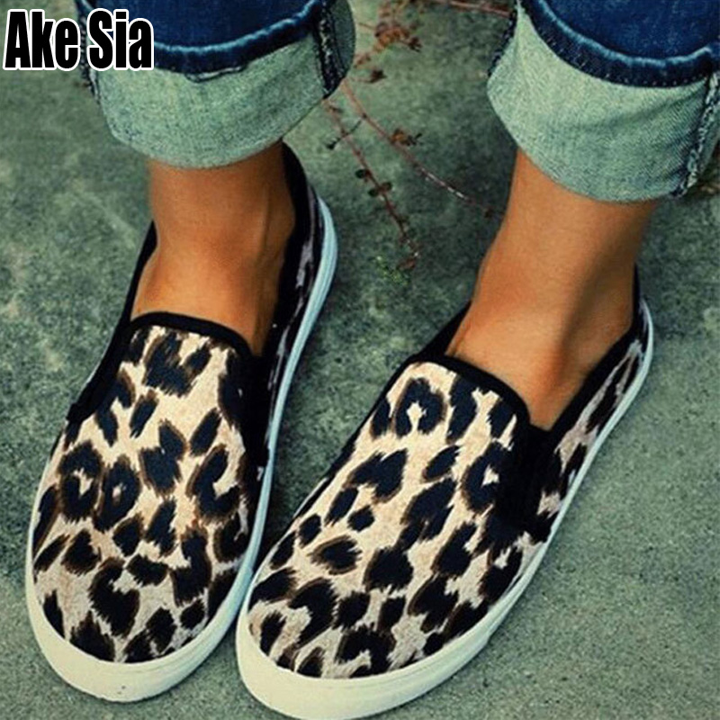 Sexy Leopard Print Womens Canvas Slip On Casual Zapatillas Plimsolls Lazy Loafers Flat Walking Girls Ladies Fashion Shoes A736Sexy Leopard Print Womens Canvas Slip On Casual Zapatillas Plimsolls Lazy Loafers Flat Walking Girls Ladies Fashion Shoes A736