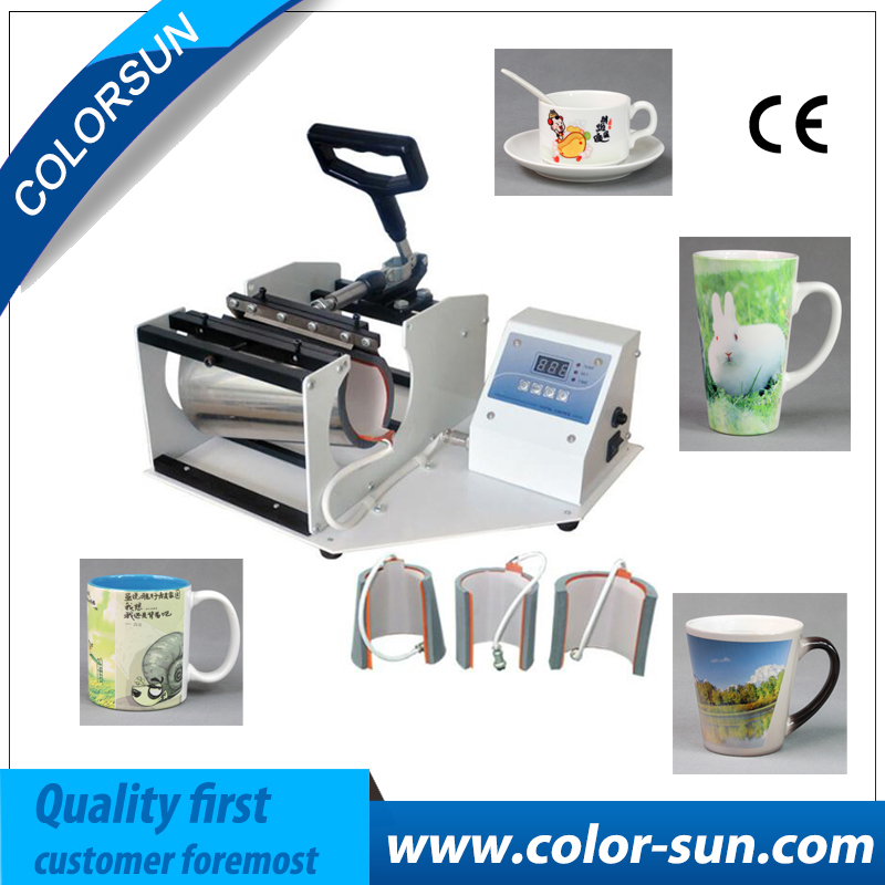 4 in 1 Mug Heat Press Machine Sublimation Mug Press Mug Printing Machine Heat Press Printer Cup Press Machine 6/11/12/17OZ Mugs