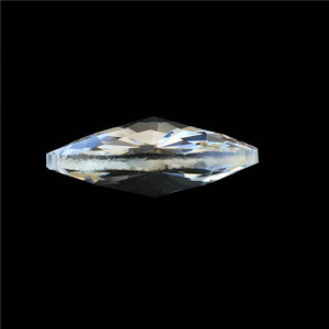 Image 3 - 100 יח\חבילה, 30 MM עגול פנינה פרח קריסטל Loose חרוזים, חומר עבור זרי גביש/גדיל, חתונה/עוגת דקור, Freeshipping