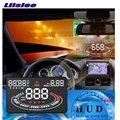 Wyświetlacz do samochodu dla Subaru Forester/Legacy/Outback 2010 2020 AUTO HUD bezpieczna jazda ekran projektora reflecting Windshield w Wyświetlacz projekcyjny od Samochody i motocykle na