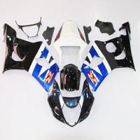 Injection ABS Fairing Kit Bodywork for Suzuki GSXR1000 GSX R 1000 03 04 2003 2004