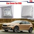 Nueva Cubierta Del Coche Anti UV Lluvia Nieve Resistente Protector Cubierta Sun Shade Para Volvo V40 de Calidad Superior!