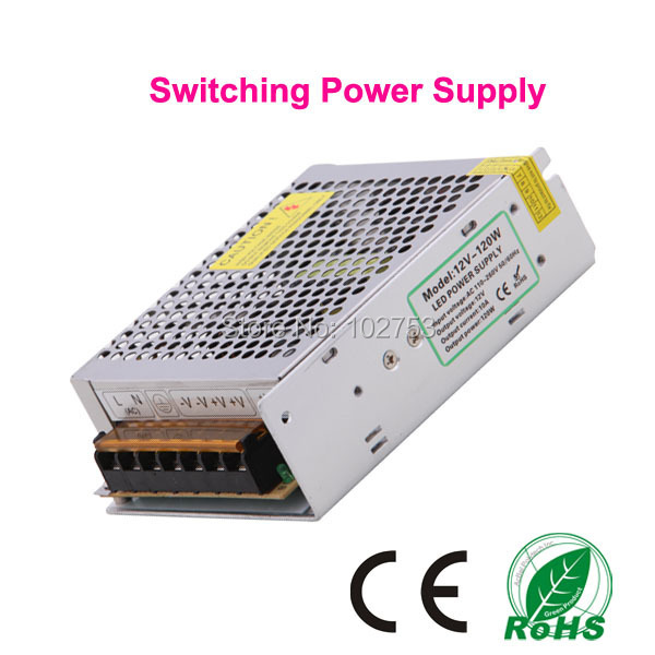 US $28 99 |Free shipping Metal case type 12v 11a power supply 12 volt 11  amps smps transformer-in Switching Power Supply from Home Improvement on
