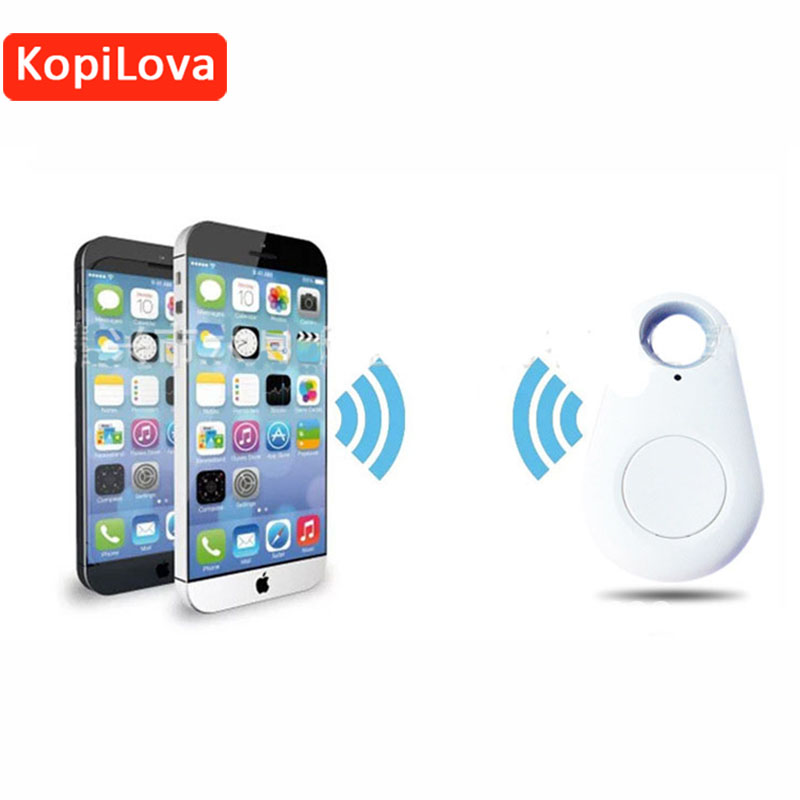 Kopilova 10pcs Wireless Reminder Bluetooth Anti Lost Alarm Child Bag Wallet Key Finder Tracker For IPhone Android Mobile Phone