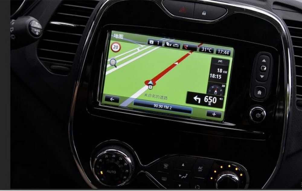 1024*600 Android 9,0 Quad Core Fit Renault Captur/CLIO/Samsung QM3 2011, 2012, 2013, 2014, 2015 radio GPS de navegación con DVD para coche 2016