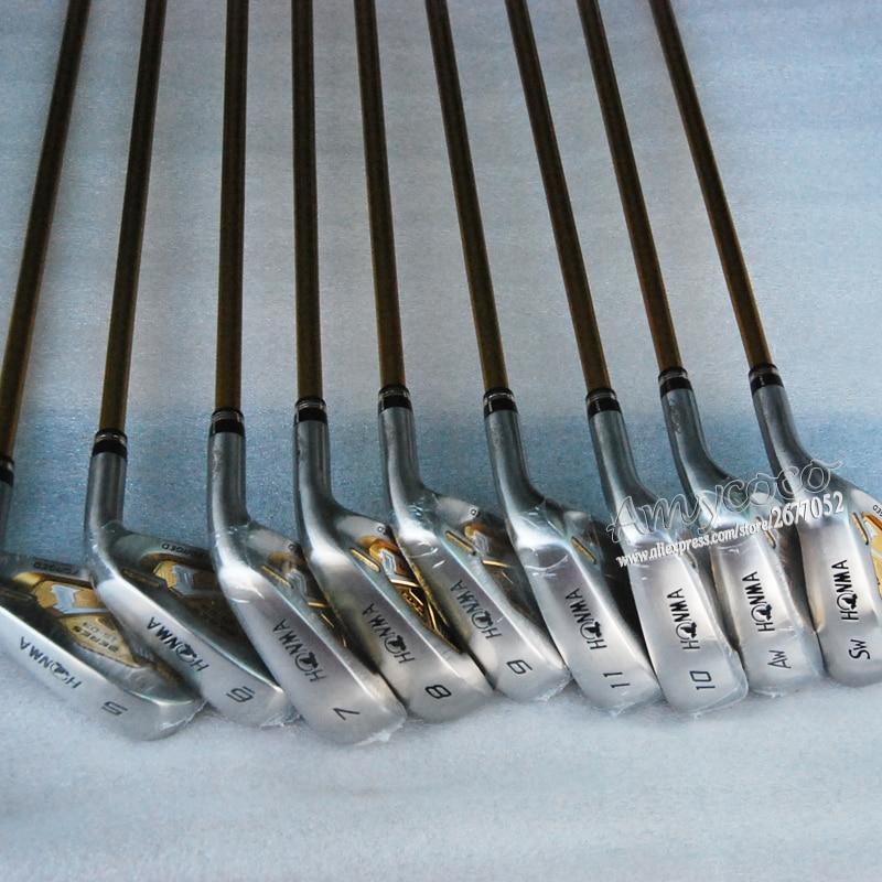 Cooyute New Golfschläger Honma S-03 3-Sterne-Golf Vollsatz Honma - Golf - Foto 5