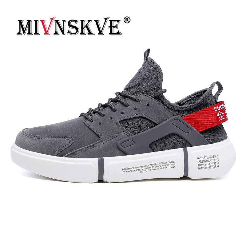 MIVNSKVE Man Running Shoes Sports Shoes for Male Breathable Athletic Footwear Male Spring Autumn Lightweight Sneakers Running