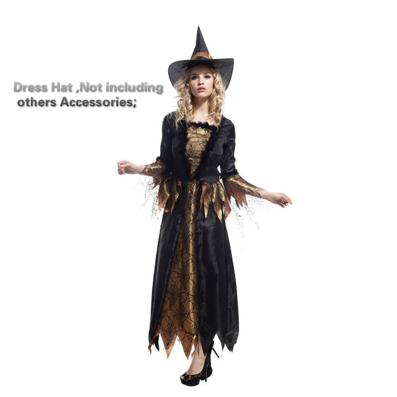Christmas Carnival halloween costumes for women plus size sexy adult  Masquerade Party Fancy Dress Cosplay scary witch vampire -in Holidays  Costumes from ... f473911018da