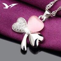 925 Silver Necklace Female Korean Chain Lock Chain Jewelry Pendant Couple Short Paragraph Accessories Manufacturers Wholesale