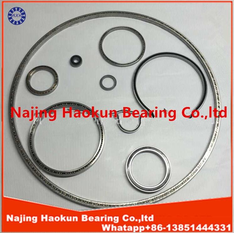 CSEG047/CSCG047/CSXG047 Thin Section Bearing (4.75x6.75x1 inch)(120.65x171.45x25.4 mm) NTN-KYG047/KRG047/KXG047 csed100 cscd100 csxd100 thin section bearing 10x11x0 5 inch 254x279 4x12 7 mm ntn kyd100 krd100 kxd100