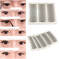 3pcs Black Eyeliner Sticker Fashion Tattoo Eye Makeup Sexy Eye Sticker Double Eyelid Tape Eyeliner Adesivos