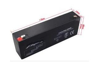12 V 2.2Ah свинцово-кислотная Батарея vrla аккумуляторные батареи
