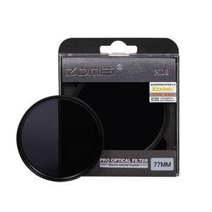 Image 3 - Zomei高品質中立密度フィルトロフィーnd2 nd4 nd8フィルターキヤノンニコンソニーpentaxカメラレンズ52/55/58/62/67/72/77/82ミリメートル