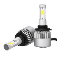 Car Styling H7 120W 2 8A LED 6000K White Headlight KIT High Power Replace Halogen