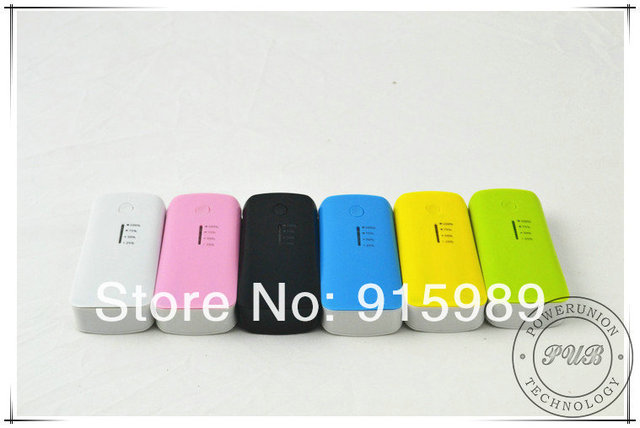 5200mah Emergency Power Bank For iphone Portable Travel Power Charger External Battery Pack Free Shipping 50pcs