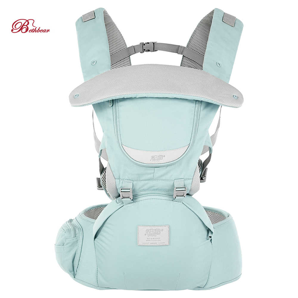 038b7c4a929f6 Bethbear Multifunctional Newborn Baby Activity Backpacks Carriers With Hip  Seat Waist Stool Baby Carrier Infant Sling