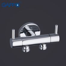 GAPPO bide pirinç bide püskürtücü musluk müslüman duş tuvalet duş başlığı bide musluk bataryası duş tuvalet musluk