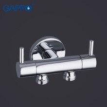 GAPPO สำหรับการเดินทางทองเหลือง bidet sprayer ก๊อกน้ำมุสลิมฝักบัวห้องน้ำฝักบัวอาบน้ำ bidet TAP ฝักบัวห้องน้ำก๊อกน้ำ