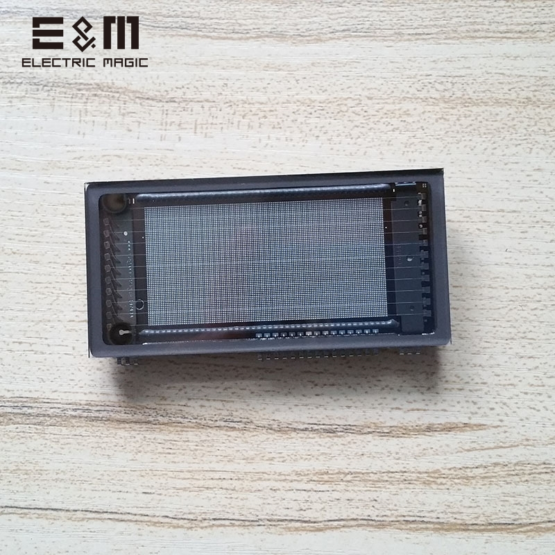 VFD Display Graphic Dot Matrix Chip In Glass VFD Noritake Itron Dot Matrix Lattice Screen MN12864K