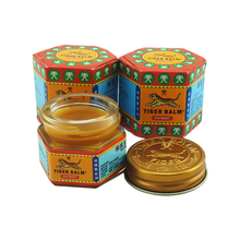 2Pcs Red Tiger Ointment Essential Balm Insect Bite Pain Relief Arthritis Joint Pain Neck Knee Body Massage Massager C106