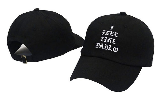 I FEEL LIKE PABLO CAP