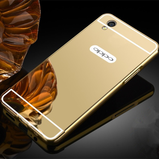 timeless design bfe35 4c484 US $4.58 |Luxury Aluminum Acrylic Mirror Case For OPPO A37 Mobile Phone  Protective Back Cover For A37 on Aliexpress.com | Alibaba Group
