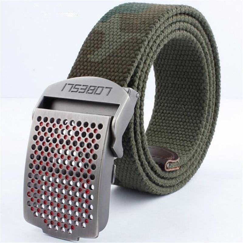 Taktičke pojaseve za muškarce Vojna platna Širina 3.8cm Duljina - Pribor za odjeću - Foto 5