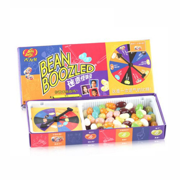 45g 54g 100g Strange Taste Bean Harry Potter jelly bean Belli Beans Candy harry-potter-candy bean boozled challenge bin boozled