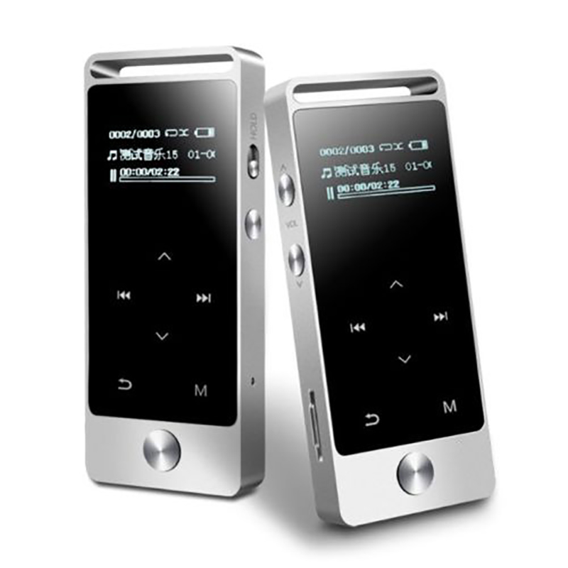 Original BENJIE S5 Metal Touch Screen MP3 Player 8GB with High Sound Quality