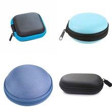 4 Размеры хранения Чехол-держатель для хранения переносной Жесткий сумка чехол для наушники карты памяти Открытый Кемпинг Альпинизм, лидер продаж