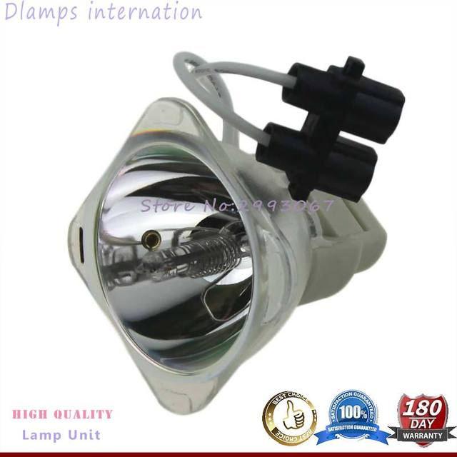 Yüksek kaliteli TLPLV9 Yedek Projektör Lambası çıplak ampul TOSHIBA SP1/TDP SP1/TDP SP1U 180 gün garanti ile