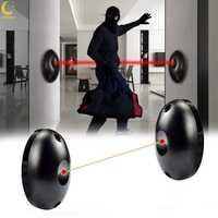 Ochine Single Beam Infrared Radiation Automatic Door Detector Light Security Alarm Sensor Single Light Infrared Alarm Detector