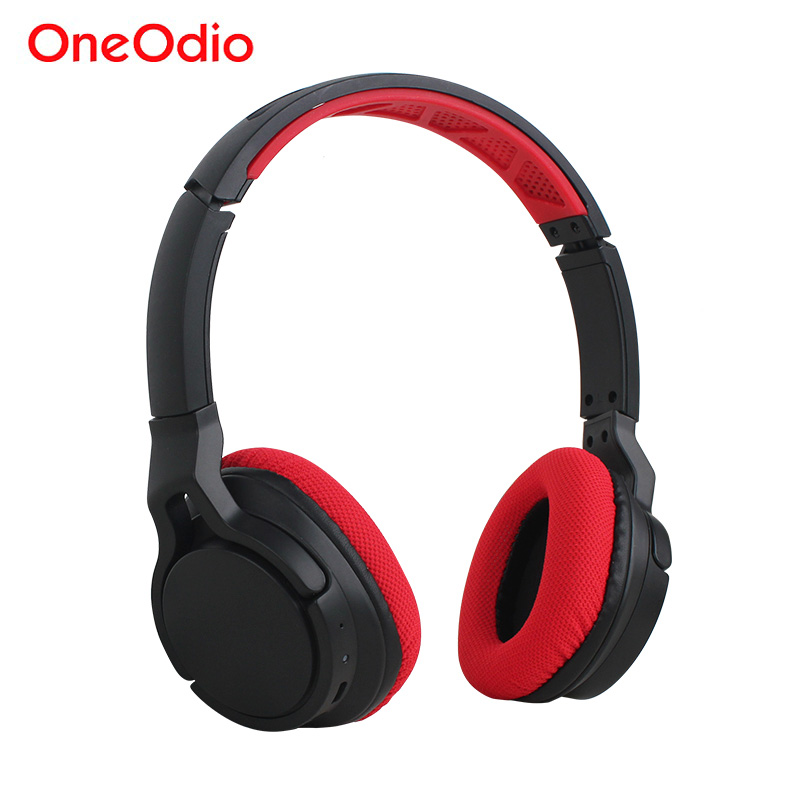 Oneodio Waterproof Bluetooth Headphone Wireless+Wired Sport Headset Bass Stereo Earphone Headphones With Microphone For Phone PC bluedio ht 4 1 bluetooth headset headphones wireless headphone with microphone sport earphone for iphone android phone