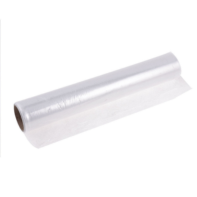 US $8 0  PE and PVC Cling Wrap Plastic Wrap for using vegetables / fruits/  food in the kitchen trong PE and PVC Cling Wrap Plastic Wrap for using