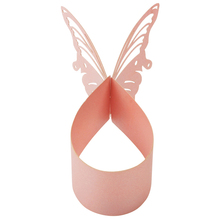 Butterfly Style Napkin Rings