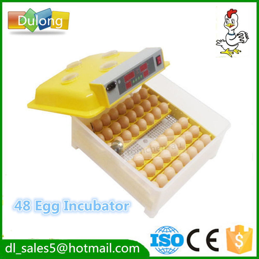 цены Fashion automatic incubator 48 egg on sale Free ship to EU