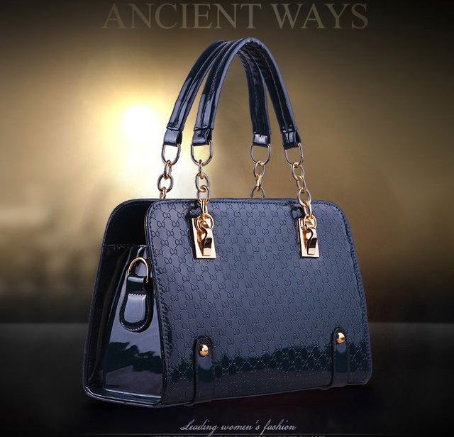 dfc0f8f0656 2015 new trendy big fashion cool handbag fancy high end quality women s  retro shoulder lady bag Crossbody fashion flowers bag