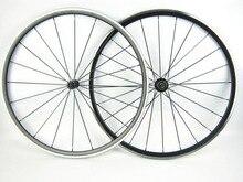 1270g aleación 700C ruedas de bicicleta de carretera de ciclo kinlin XR 200 aleación rodamiento llanta hub Bitex 6 trinquetes 1420 o 424 cn habló
