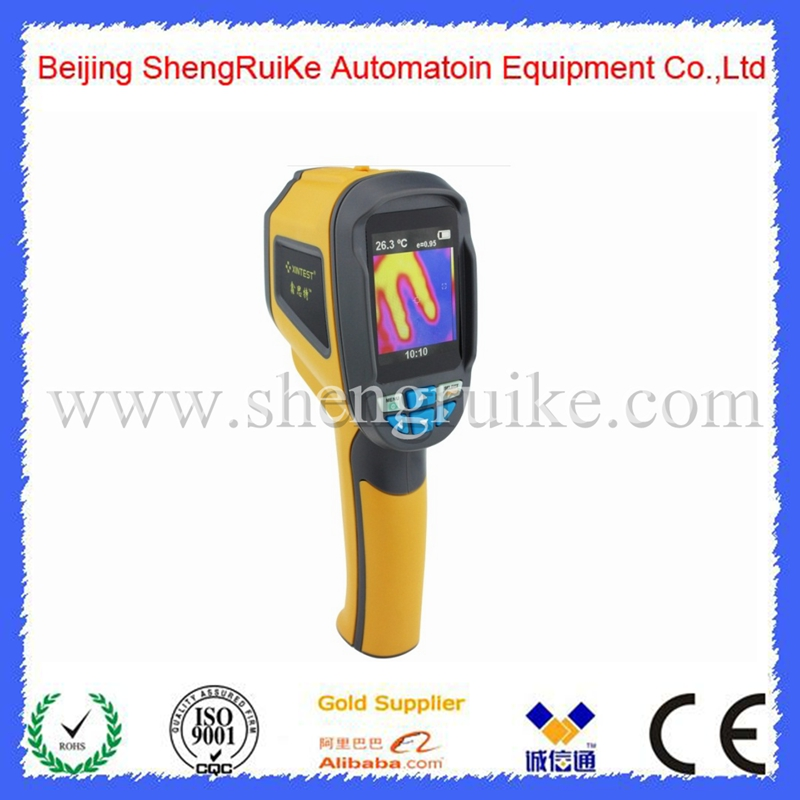HT-02 Handheld Thermal Imaging Camera Infrared Thermometer IR Thermal Imager thermometre infrarouge termometro infravermelho flir c2 compact thermal imaging system thermal camera flir c2 infrared cameras