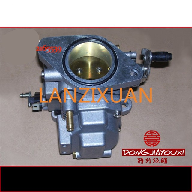 66t 14301 02 00 03 Outboard Motors Engine Carburetor Assy For Yamaha